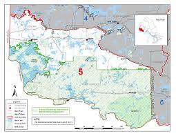Wmu Map Fisheries Management Zone 5 Fmz 5 Ontario Ca
