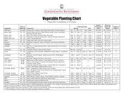 Fall Plants For Vegetable Garden by Planting Chart For Central Florida Google Search Garden Stuff