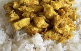 cuisine recette poulet recette poulet au curry pas chère et simple cuisine étudiant