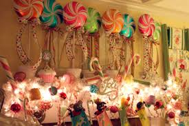 candyland decorations to complete beautiful candyland theme