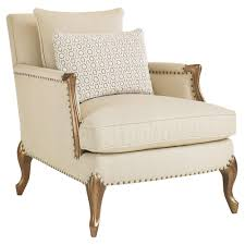 French Country Outdoor Furniture by Bernice French Country Herringbone Linen Club Chair Kathy Kuo Home