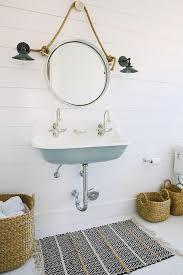 coral chevron tufted bath mat