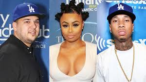 blac chyna leaked rob kardashian and t i rip into each other over blac chyna drama