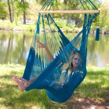 outdoor furniture sitting extremely comfortable hanging hammock