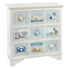 3 drawer coastal apothecary chest christmas tree shops andthat