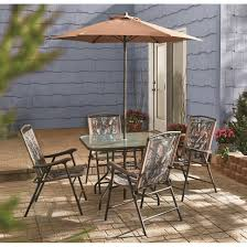 Patio Set 6 Chairs by Castlecreek Complete Camo Patio Dining Set 6 Pieces 678094