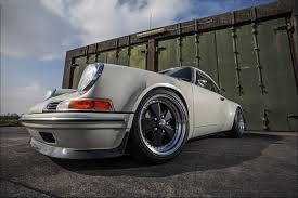 porsche 911 front kaege creates ultra cool retro porsche 911 with 3 6l engine