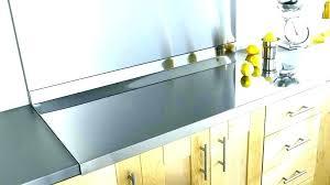 plaque aluminium cuisine plaque aluminium cuisine ikea cool revetement with plaque aluminium