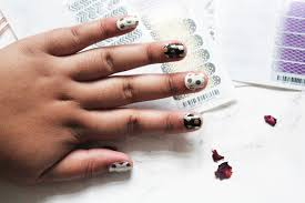 fashion train beauty nail wraps from jamberry