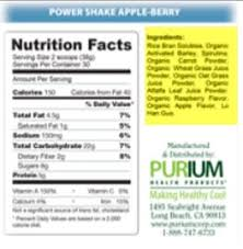 purium power shake what is purium a scam or lean green cleanse