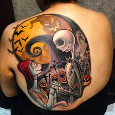 40 cool nightmare before tattoos designs