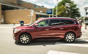 2015 Buick Enclave Premium Awd Road Test Review The Car Magazine by 2017 Buick Enclave In Depth Model Review Car And Driver