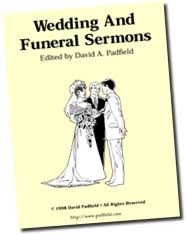 wedding sermons wedding sermons vows and ceremony funeral sermons and graveside
