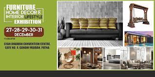 home decor exhibition furniture home decor interior expo 27 31 dec gandhi maidan at