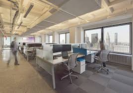 home office breakout area wme img office rockwell group modern