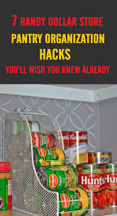 7 handy dollar store pantry organization hacks top blogs