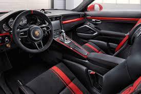 porsche dashboard 2018 porsche 911 gt3 interior dashboard pr autobics