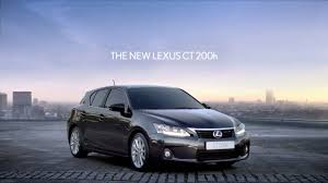 lexus youtube ad the new lexus ct 200h u0027drum roll u0027 tv commercial youtube
