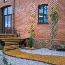 garden decking ideas to inspire you tall plants garden decking
