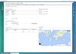 Australia Google Maps Byd Account Overview With Google Maps Mashup Sap Blogs