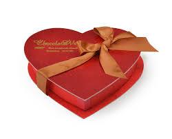 chocolate heart box yossis 14pc chocolate heart box