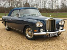 Rolls Royce Silver Cloud Interior Rolls Royce Sold Silver Cloud Iii Dhc Convertible Automatic Lhd