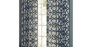 Blue Valance Curtains Curtains Enjoyable Navy Blue Curtains At Kmart Commendable Navy