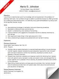 pharmacy technician resume template easy pharmacy tech resume templates in technician resume sle
