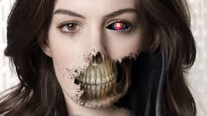 photoshop tutorial skull face