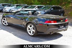 2014 camaro used 2014 used chevrolet camaro 2dr convertible ss w 2ss at alm roswell