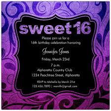 sweet 16 party invitations stephenanuno com