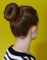 donut bun hair bun hairstyle