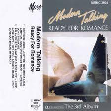 Talking Photo Album Modern Talking Ready For Romance The 3rd Album Cassette