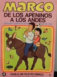 3000 leagues in search of mother marco de los apeninos a los andes volume comic vine