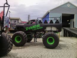 zombie monster jam truck zombie crusher monster trucks wiki fandom powered by wikia
