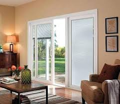 Patio French Doors With Blinds by Pella French Patio Doors With Blinds Pella Designer Sliding French
