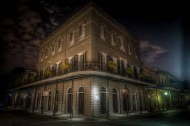 haunted new orleans haunted houses