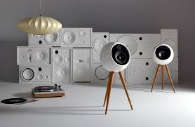 Beautiful Speakers by Home