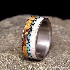deer antler wedding band 45 best men s rings images on rings jewelry and men rings