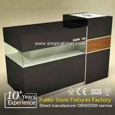 Illuminated Reception Desk Wholesale Cash Counter Design Cash Counter Furniture Lighted