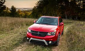 dodge crossroad 2017 2017 dodge journey in depth model review car and driver