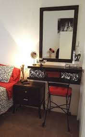 Makeup Vanity Ideas For Bedroom | ohuhu acrylic makeup cosmetics organizer 3 drawers with top