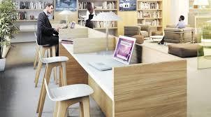 bureau partage nexity lance blue office réseau de bureaux partagés