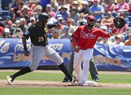 Phillies Prepare For Life Without - phillies eager for opening day braves hopes on hold professional