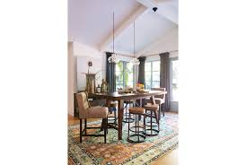 Building Dining Room Table Malcolm Extension Counter Table Living Spaces