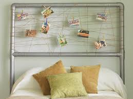Light Up Headboard 15 Amazing Diy Headboard Ideas That Are Easy To Make Wisma Home