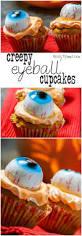 halloween eyeball cakes creepy eyeball cupcakes egg free and dairy free