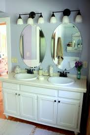 Beveled Mirror Bathroom Oval Beveled Tilt Bathroom Mirrors Bathroom Mirrors