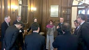 chambre de commerce franco bulgare déplacement en bulgarie sofia 17 et 18 janvier 2016 olivier cadic