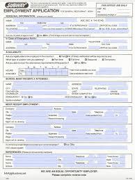 Target Pharmacy Job Application Subway Job Application Adobe Pdf